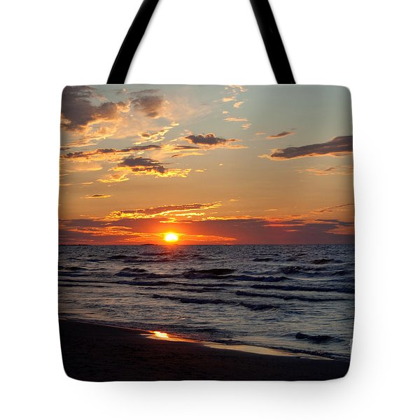 Tote Bag featuring the photograph Reflection by Barbara McMahon