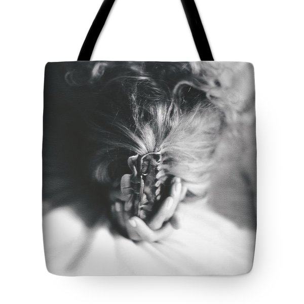 Tote Bag featuring the photograph Reflection by Carol Whaley Addassi