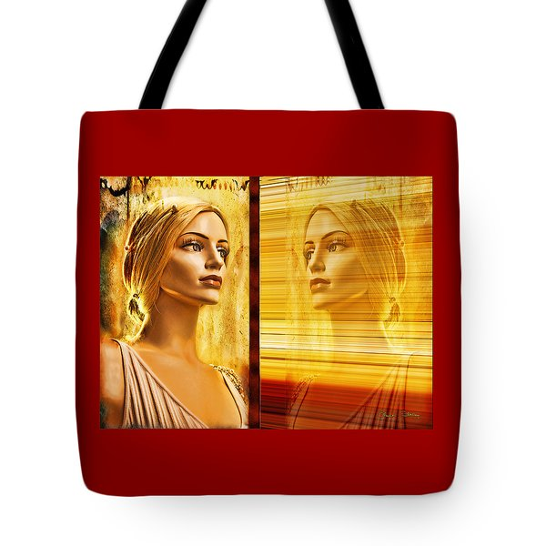 Reflection Tote Bag by Chuck Staley