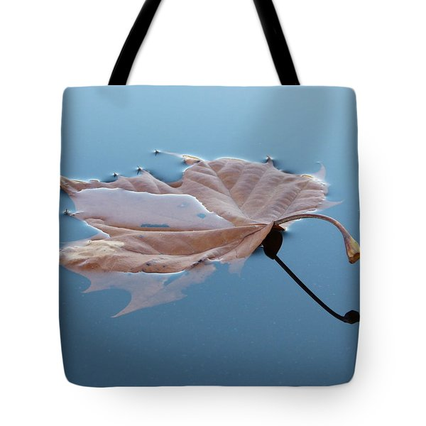 Tote Bag featuring the photograph Reflection by Jane Ford