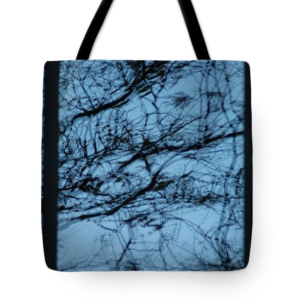 Reflection Tote Bag by Joseph Yarbrough