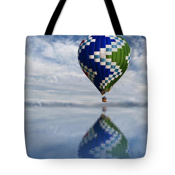Reflection Tote Bag by Juli Scalzi