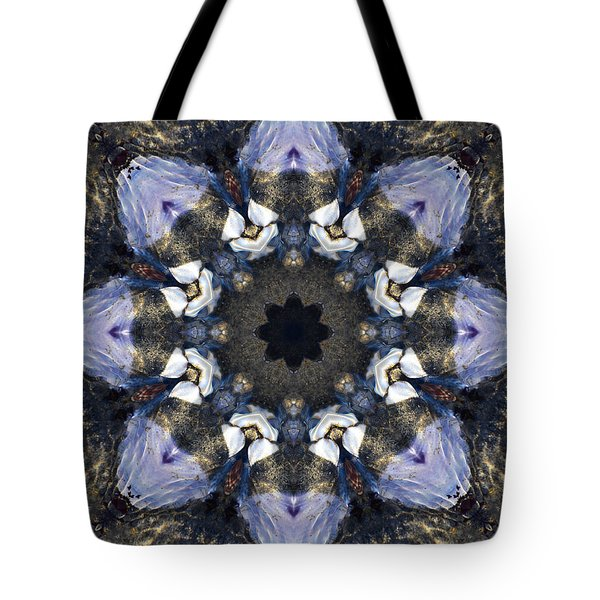 Reflection  Kaleidoscope Tote Bag by Jordan Blackstone