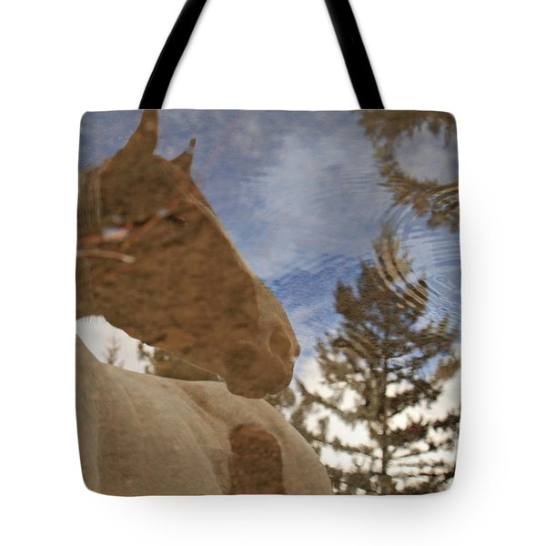 Upon Reflection Tote Bag