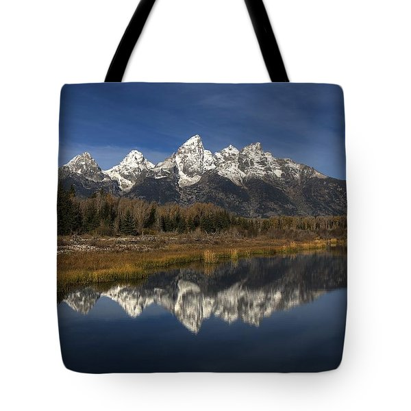 Reflection Of Change Tote Bag