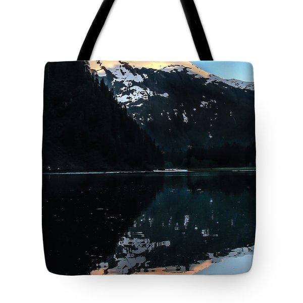 Reflection Tote Bag by Robert Bales