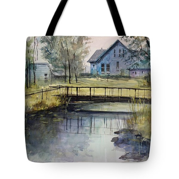 Reflections #2 Tote Bag