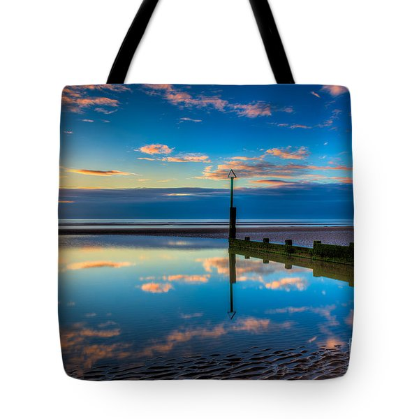 Reflections Tote Bag by Adrian Evans