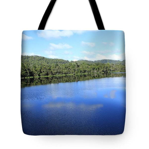 Reflections All Profits Go To Hospice Of The Calumet Area Tote Bag