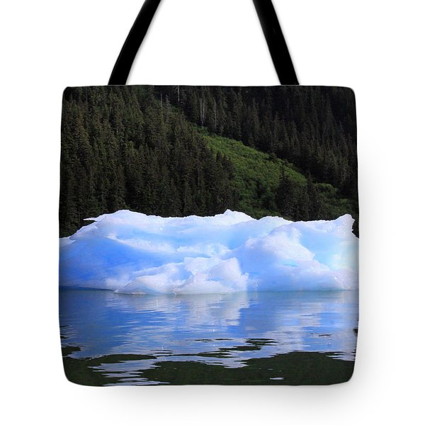 Reflections In The Sea Tote Bag by Shoal Hollingsworth