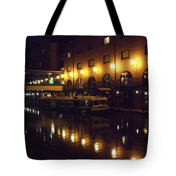 Tote Bag featuring the photograph Reflections by Jean Walker
