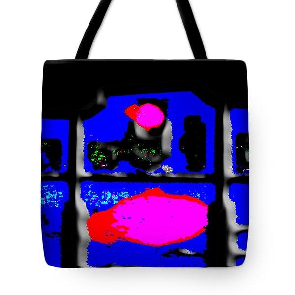 Reflections Tote Bag by Jimi Bush