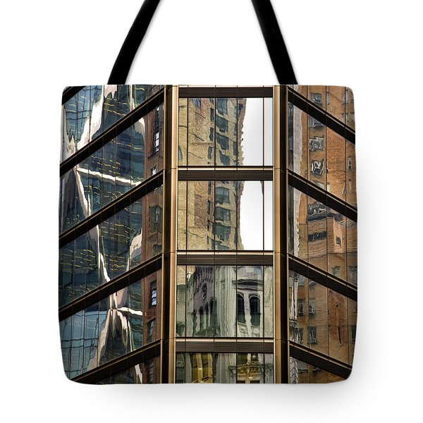 Reflections Tote Bag by Joanna Madloch