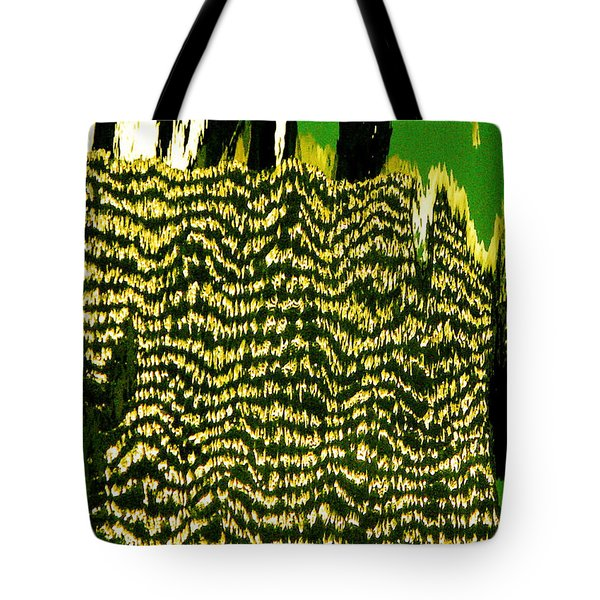 Reflections Of Africa Tote Bag by Jocelyn Kahawai