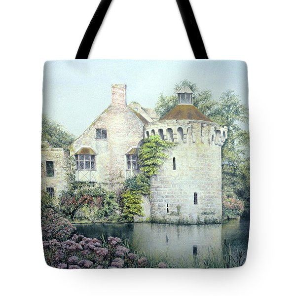 Reflections Of England Tote Bag