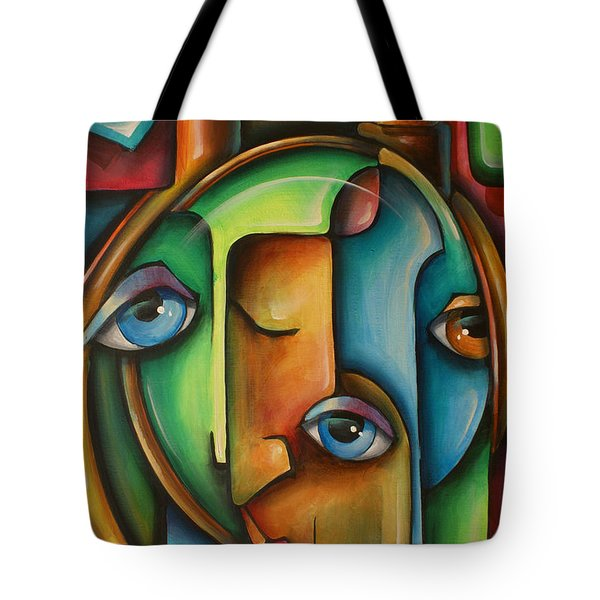 'reflections Of Eve' Tote Bag