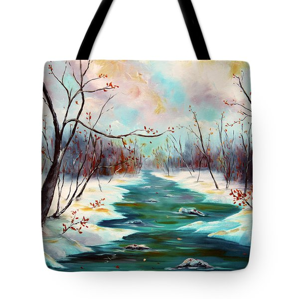 Reflections Of Worship Tote Bag