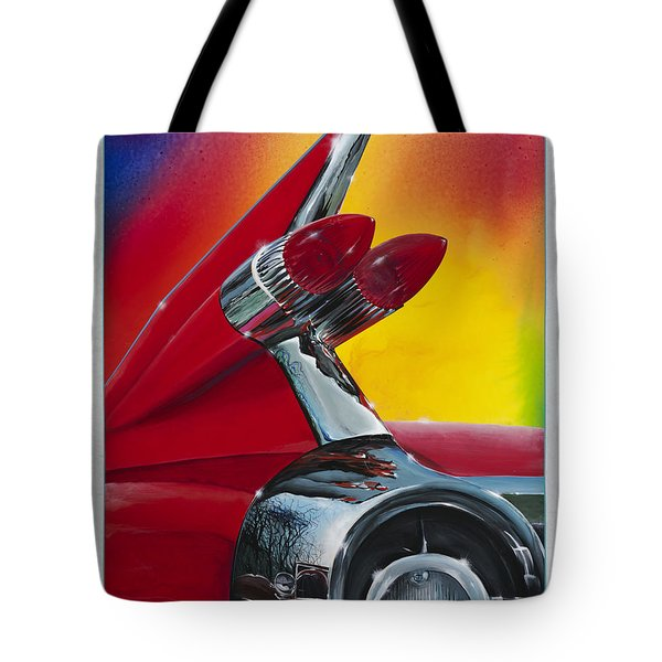 Reflections Of Yesterday Tote Bag