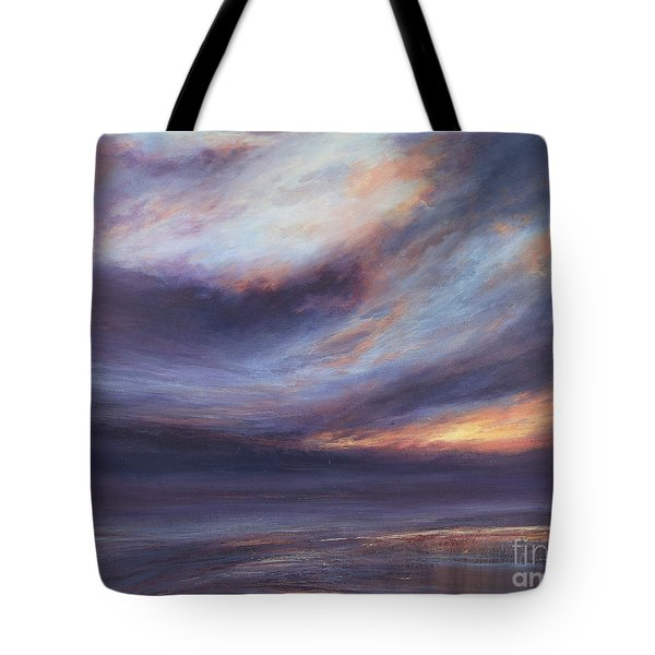 Reflections Tote Bag by Valerie Travers