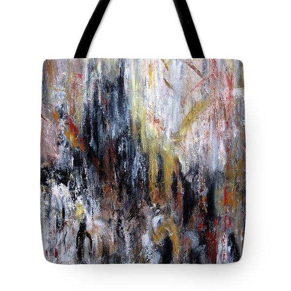 Reflective Emotions Tote Bag