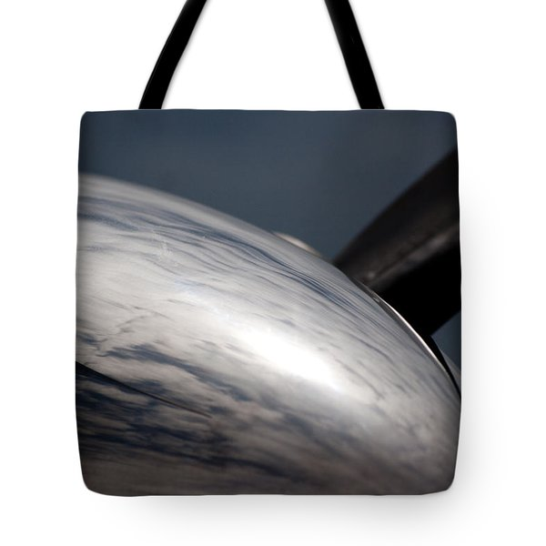 Reflective Power Tote Bag by Paul Job