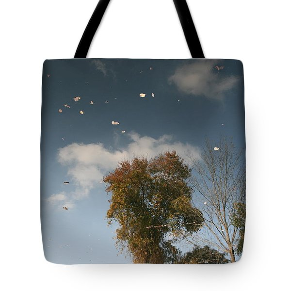 Reflective Thoughts  Tote Bag by Neal Eslinger