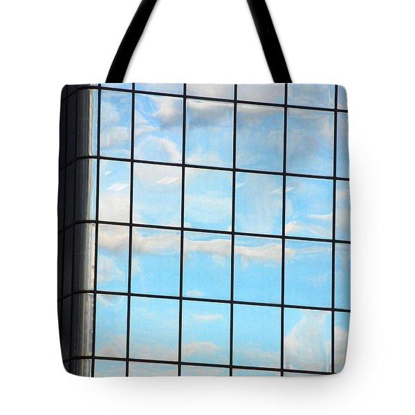 Reflectivity Tote Bag by John Schneider
