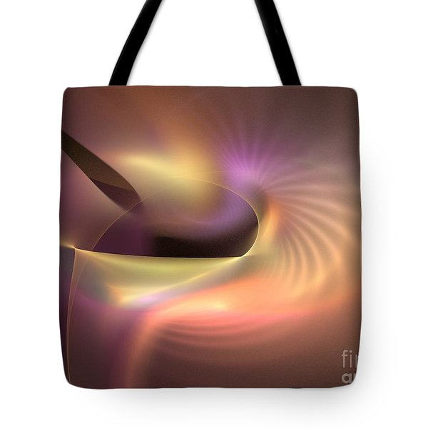 Refraction Tote Bag by Kim Sy Ok