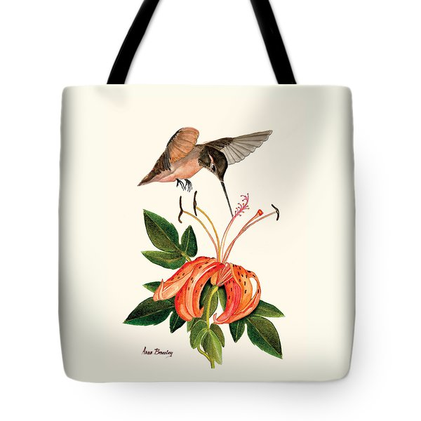Refueling In Flight Tote Bag