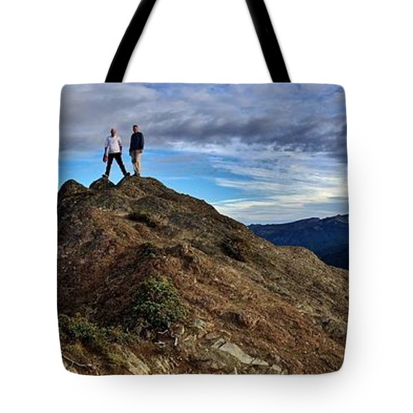 Tote Bag featuring the photograph Reg 1 by Benjamin Yeager