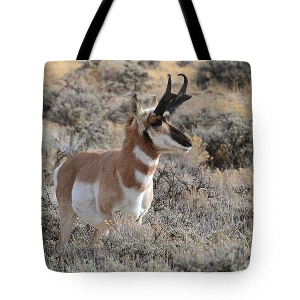 Regal Patriarch Tote Bag