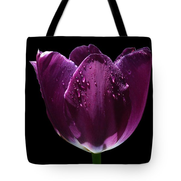 Regal Purple Tote Bag
