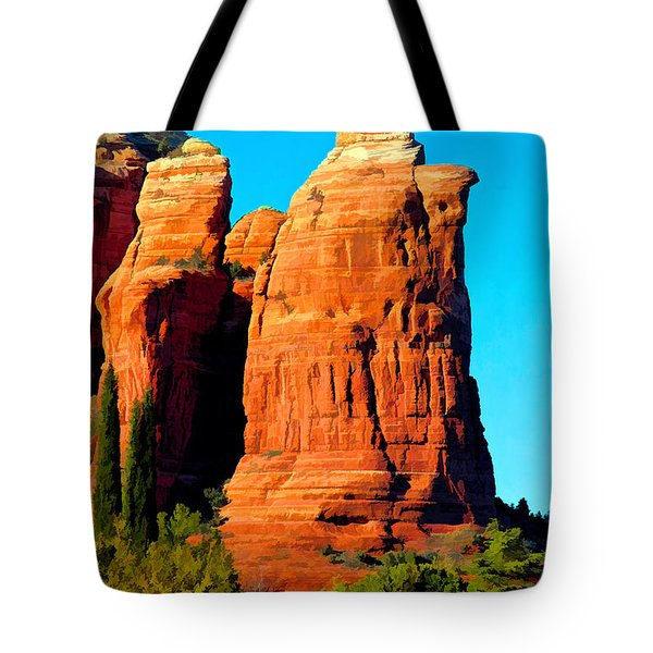 Regular Or Decaf? Tote Bag by Jon Burch Photography