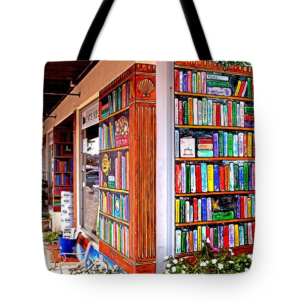 Rehoboth Beach Browseabout Books Tote Bag
