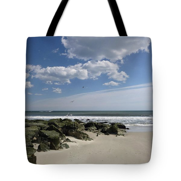 Rejoicing In The Day Tote Bag