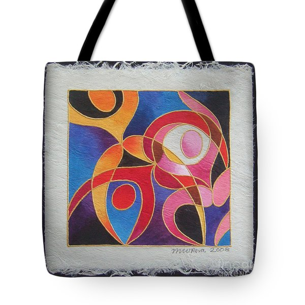 Reki I - Dance For Joy Tote Bag