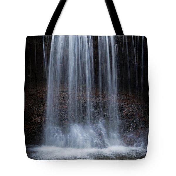 Relative Dynamic Viscosity Tote Bag by John Stephens