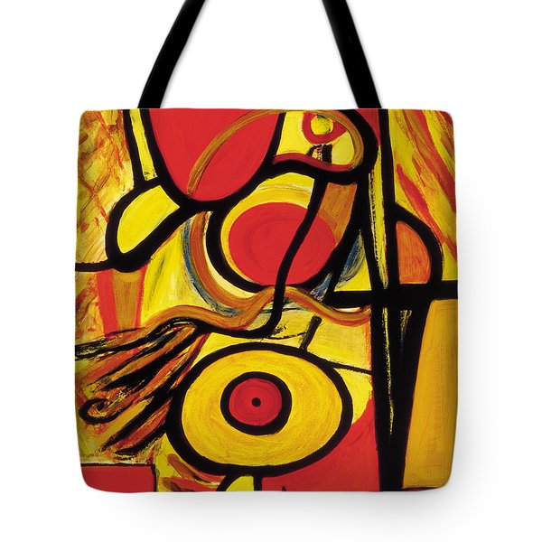 Relativity 2 Tote Bag