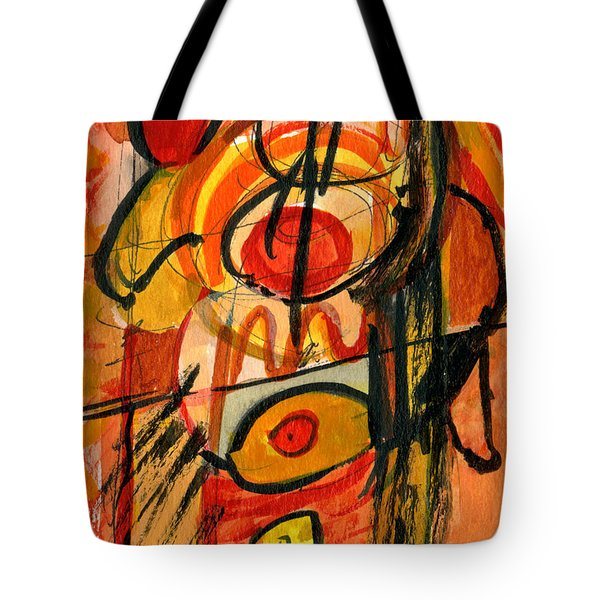 Relativity Tote Bag by Stephen Lucas