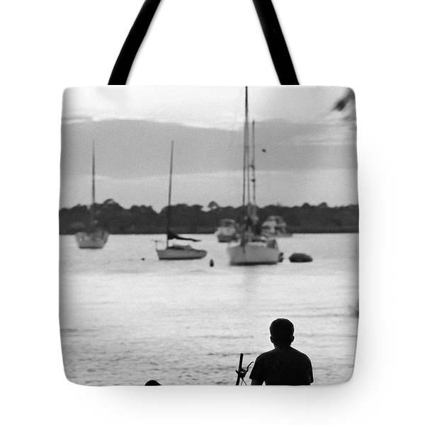 Relax Tote Bag by Patrick M Lynch