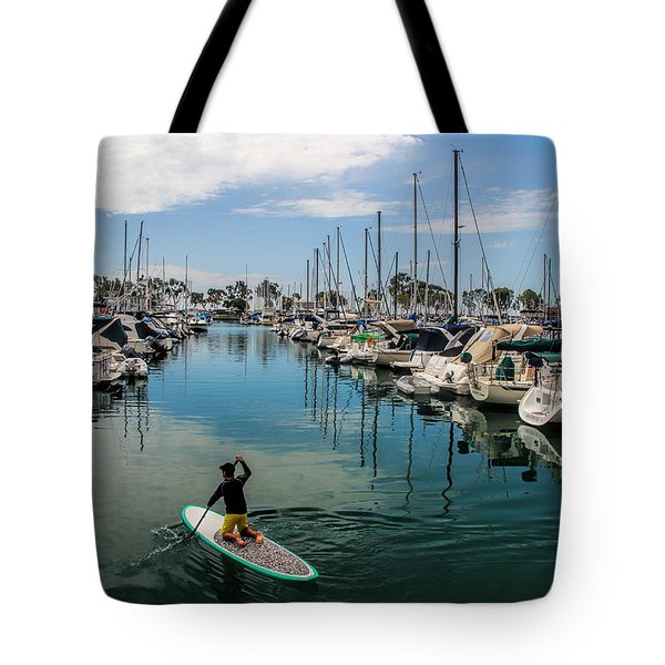 Relaxing Day Tote Bag