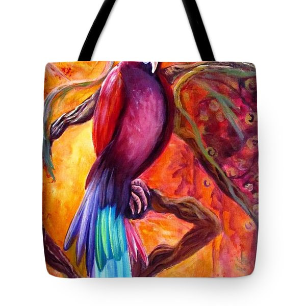 Release Panel 1 Tote Bag