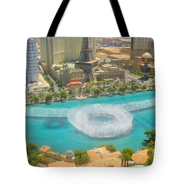 Tote Bag featuring the photograph Release To Dance by Angela J Wright