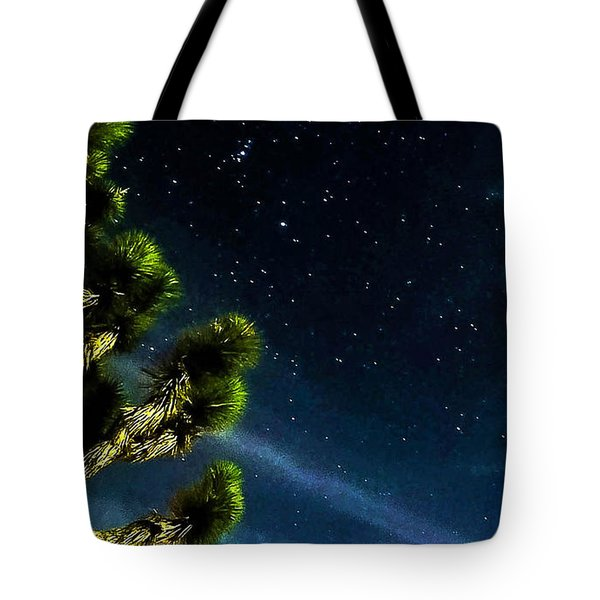 Releasing The Stars Tote Bag
