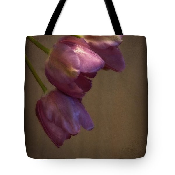Tote Bag featuring the photograph Remaining Glory by Lucinda Walter