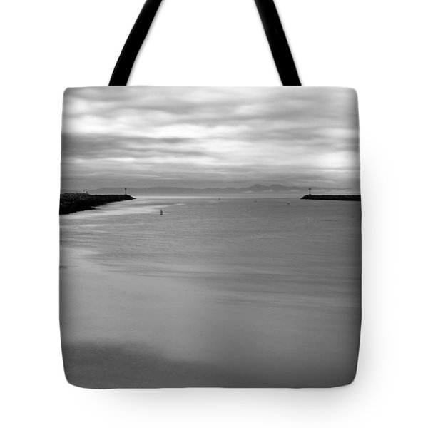 Remains Of The Storm Tote Bag by Heidi Smith