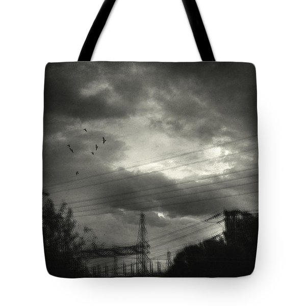 Remember Tote Bag by Taylan Apukovska