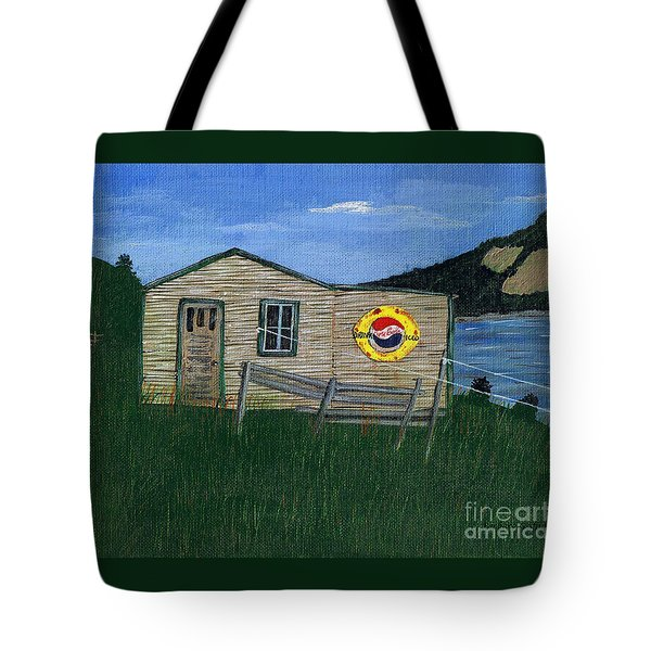 Remember When - Pepsi Tote Bag by Barbara Griffin