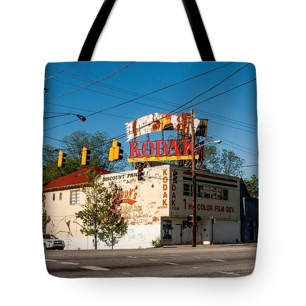 Remember When? Tote Bag