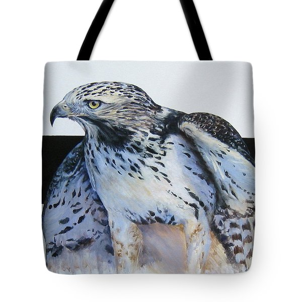 Remembering Blanco Tote Bag by Mary McCullah